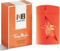 Парфюмерия Thierry Mugler a men pure ultra zest