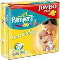 Подгузники Pampers New Baby Mini Jumbo 2 94